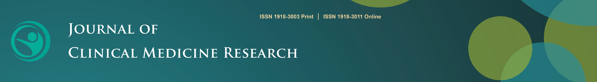 Journal of Clinical Medicine Research